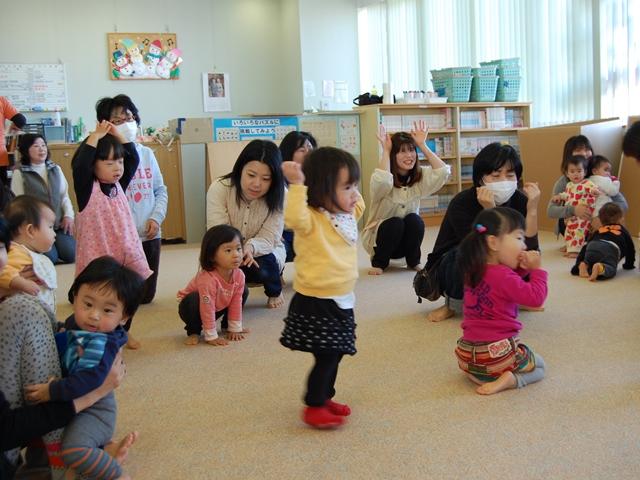 移動児童館 稲沢市平和さくら児童館